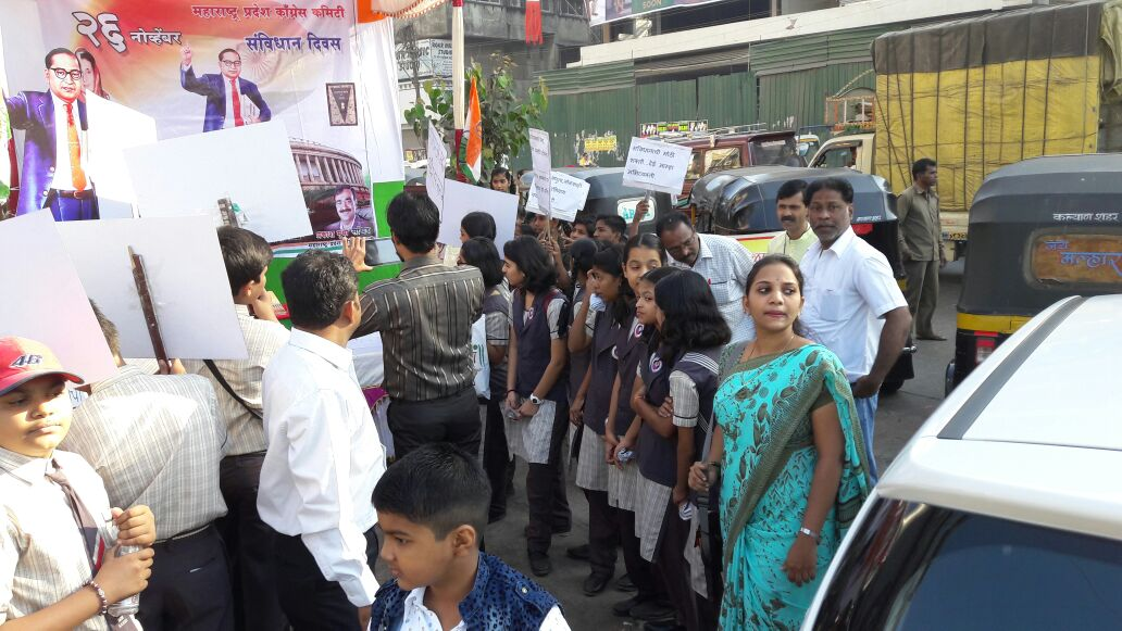 Celebration of Constitution Day 26th November