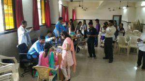 Seminar of History Department Health Camp