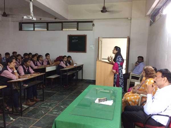 Workshop on Development of soft skills