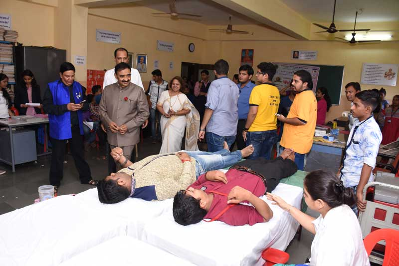Blood Donation Camp (NSS)