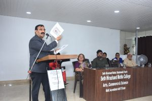 Seminar on Indian Economy 2019-2020