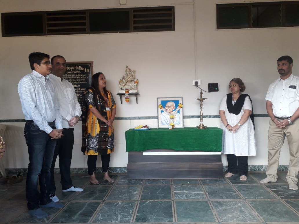 Death Anniversary of Mahatma Gandhi