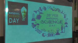 Celebration of National Science Day